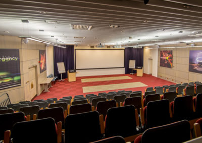 The Main Lecture Theatre