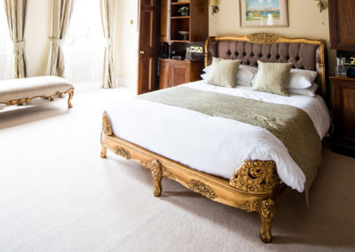 The Luxurious Bridal Suite