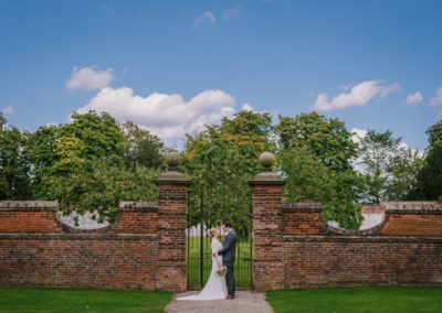 Wedding Photographs in the stunning grounds